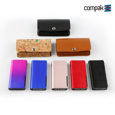 Compak A1 Leather Edition