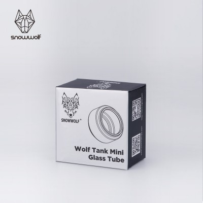 Glass Tube for Wolf Tank Mini